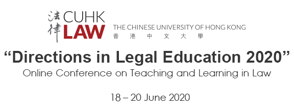 Conference on Directions in Legal Education 2020